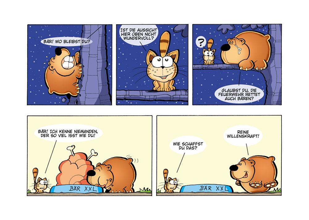 Bär liebt Katze Seite 2