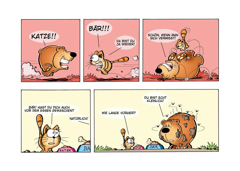 Bär liebt Katze Seite 3