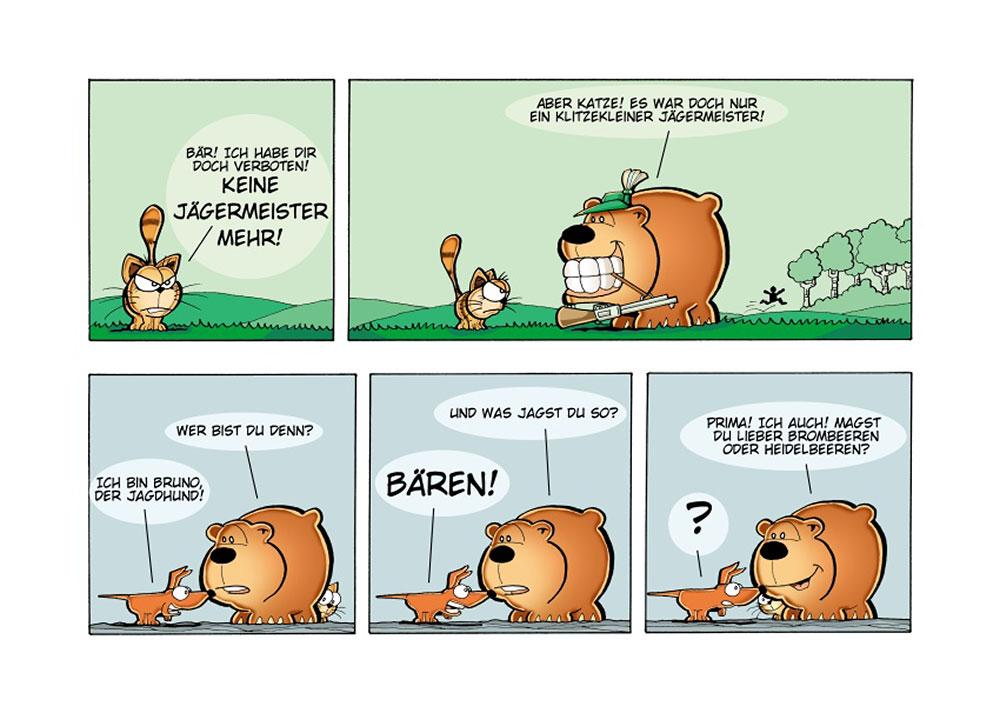 Bär liebt Katze Seite 4