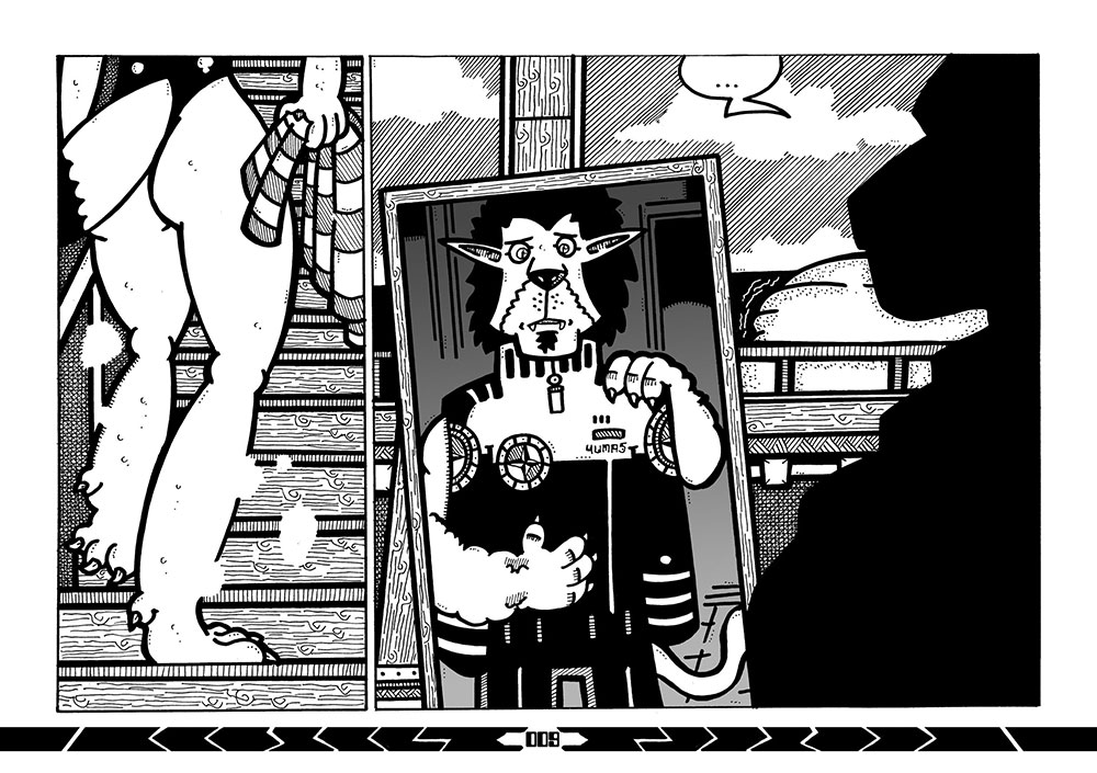 Battlecarrier Yuma 5 Season 2 Seite 2