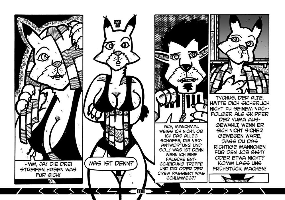 Battlecarrier Yuma 5 Season 2 Seite 3
