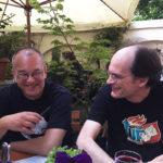 Geier & Martin beim Böhmen