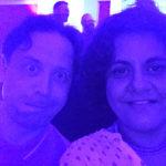 Selfie-Wahnsinn bei der Comicparty 1: Holger & Kati