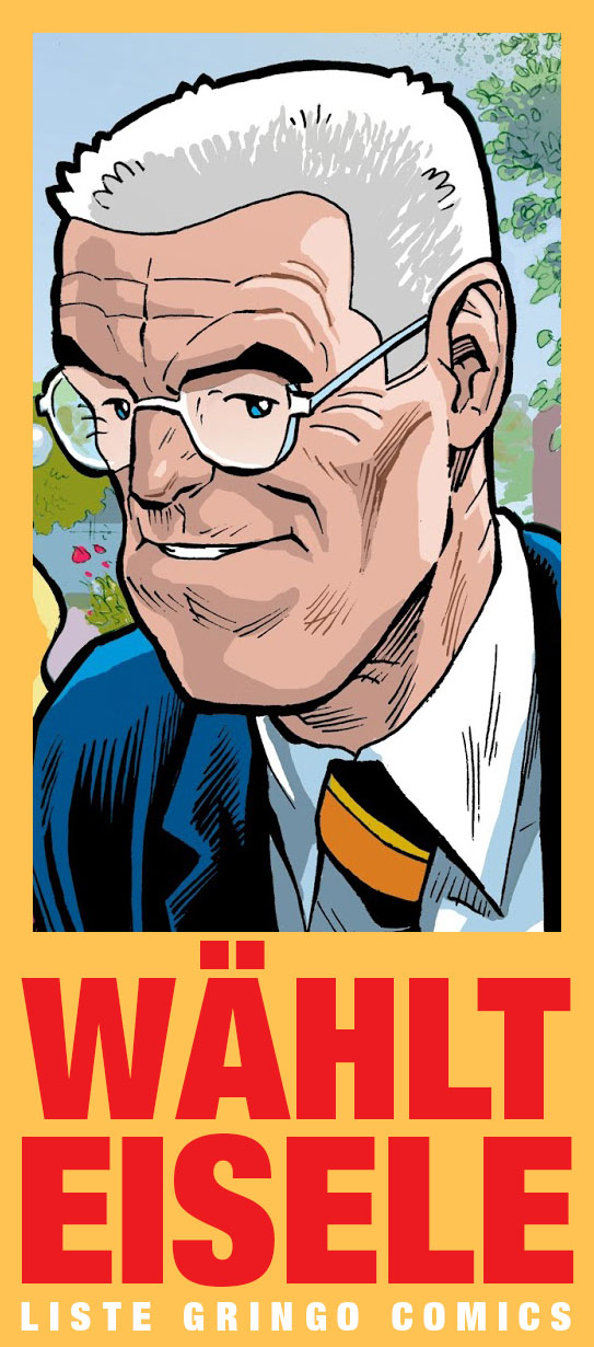 Comic-Politik   Gringo Logbuch